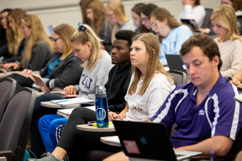 TCU Faculty Staff Campaign