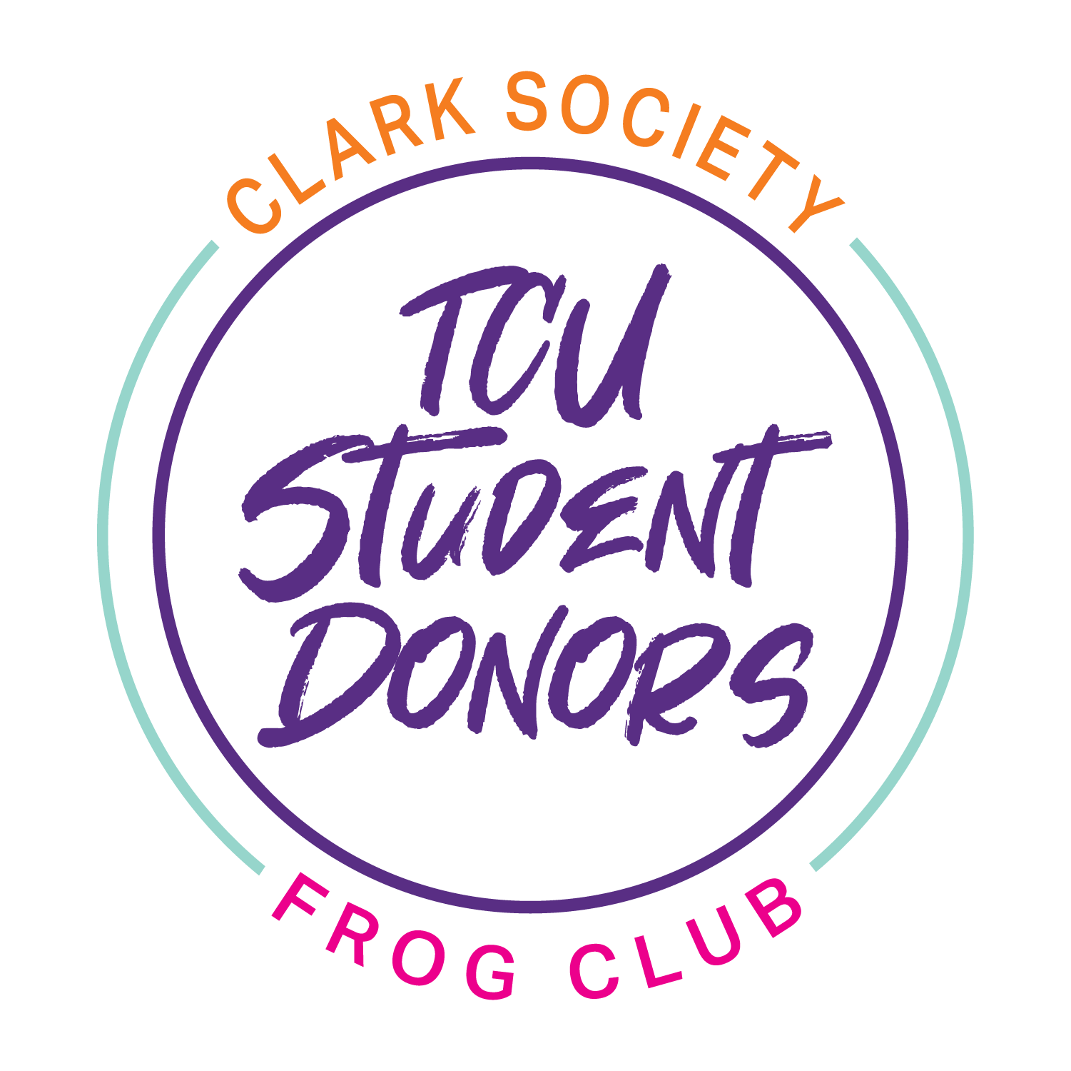 TCU Student Donors   Clark Society and Frog Club