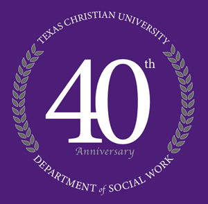 40th Anniversary - Department of Social Work