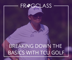 TCU FrogClass - Golf 2020