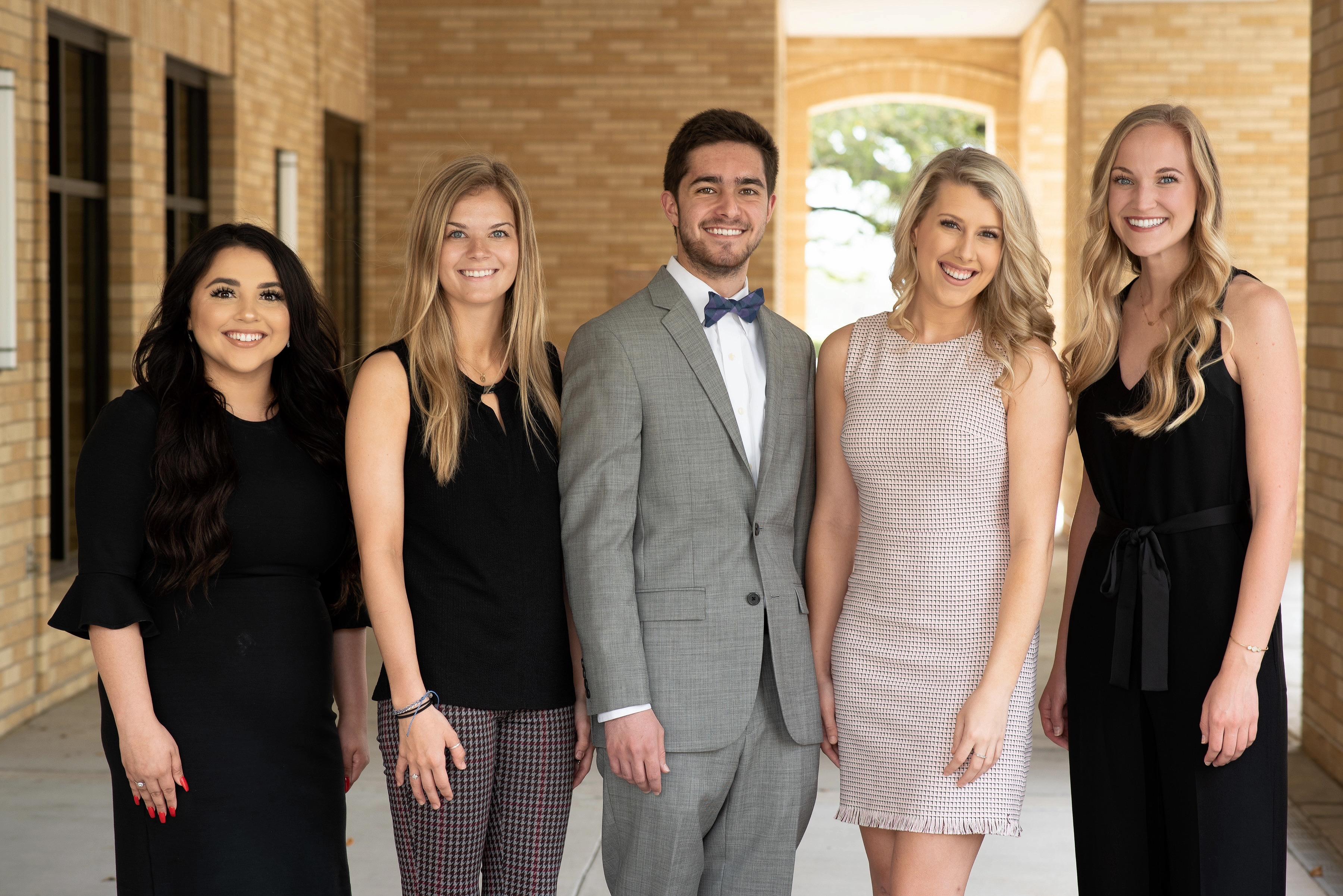 2019-2020 Clark Society Scholars