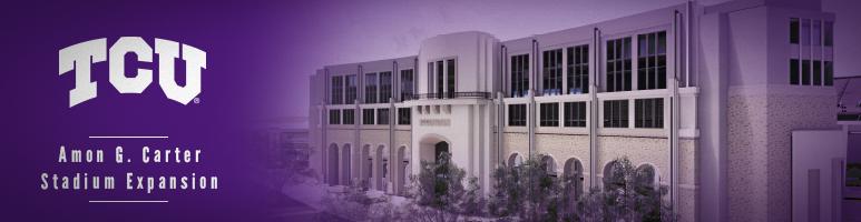 Amon G Carter Stadium Project