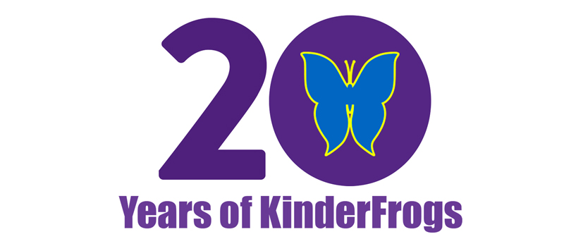 20 Years of KinderFrogs