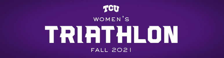 TCU Women's Triathlon