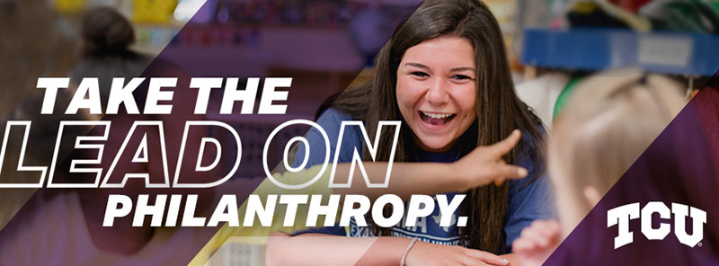 Take the Lead On Philanthropy